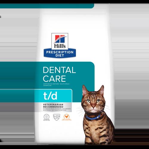 Hills Prescription Diet Td Dry Cat Food